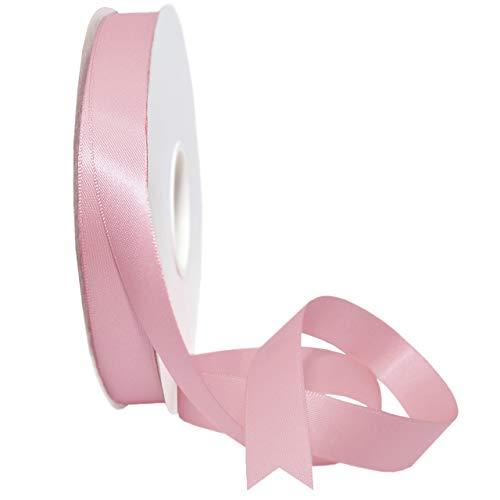 Morex Ribbon Double Face Satin Ribbon, Quartz