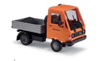 Busch H0 Multicar mit Teerladung