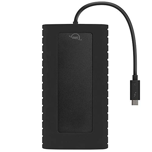 best external ssd for sample libraries - OWC 2.0 TB Envoy Pro EX Rugged High-Performance Bus-Powered SSD with Thunderbolt 3 (OWCTB3ENVP20)
