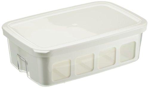Seb XF101001 Delices Box Coffret d'un Bac 1 L Yaourt-Fromage Blanc avec Égouttoir