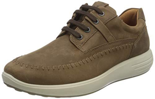 ECCO Herren Soft 7 Runner M Sneaker, Braun (Cocoa Brown), 48 EU