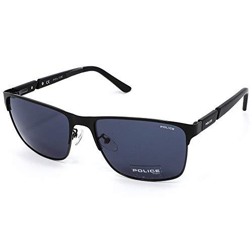 lentes de armazon negro fabricante Police