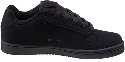 Etnies FADER, Herren Sneaker,Schwarz (004-Black/Black/Black 004), 45 EU