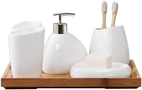 price Vintage Ceramic Bathroom Fees free!! Accessories Decor Sets Vanity