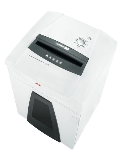 Review Of Securio P36S Continuous-Duty Strip-Cut Shredder, 39 Sheet Capacity