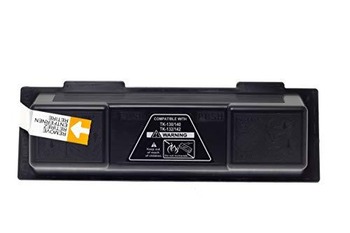 CTR INTERNATIONAL Toner Negro Kyocera FS- 1028MFP 1100 1128MFP 1300D 1350DN KM- 2810 2820 TK-130 TK-132 TK-134