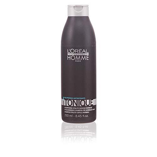 L'Oréal Professionnel Shampooing Vitalité pour Cheveux Normaux Homme 250 ml