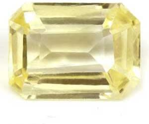 GemsNY Untreated 1.01 Carat Natural Sapphire Emerald Yellow 67% low-pricing OFF of fixed price Cut
