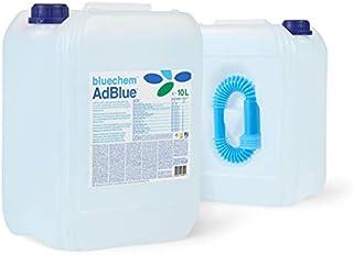 AdBlue 10 litros Con boquilla Aditivo Solución de urea para SCR tratamiento de gases de escape