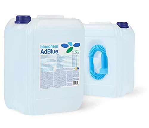 AdBlue 10 litri con ugello additivo soluzione di urea per trattamento dei gas di scarico SCR.