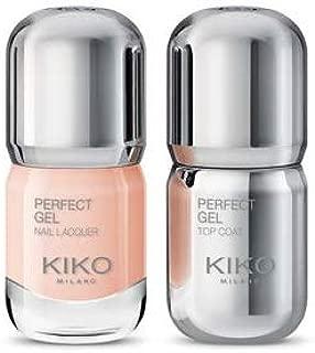 Kiko Milano Perfect Gel Duo - 667 Rosy Beige(10ml Each)