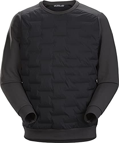 Arc'teryx Kole Down Pullover Men's, Penumblack, XL para Hombre