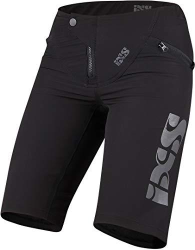 IXS Unisex Kinder Mountainbike Shorts Trigger, S, IX-SHO-0781 Boardshorts, Black, KS