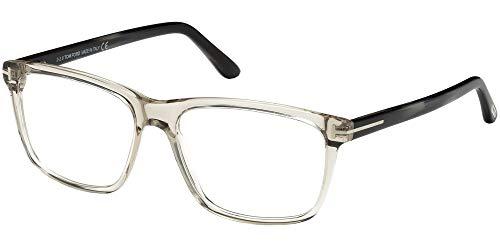 Eyeglasses Tom Ford FT 5479 -B 020 grey/other, Transp. Grey W. Grey Striped Blue...