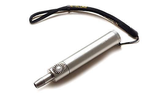 Nitecore gem8–500lumens lámpara espeleología Unisex, Gris