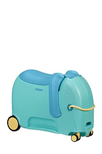 Samsonite Dream Rider Deluxe, Equipaje infantil, 55 cm, 25 L, Azul (Elephant Blue)