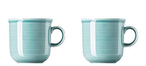 2 x Becher mit Henkel - Thomas Trend Colour Ice Blue - 11400-401921-15503