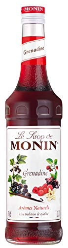Monin Sirup Grenadine, 1er Pack (1 x 700 ml)
