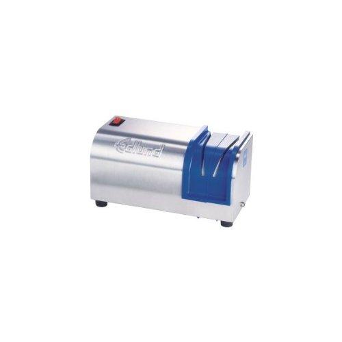 Electric Knife Sharpener, Removable Guidance System, 230v/1ph