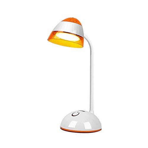Leeslamp ter bescherming van de ogen LED dimmer permanente dimmer, USB-oplaadkabel met drie stappen oplaadbaar multi-hoek