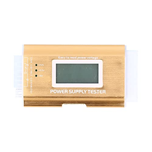 Rilevatore di Interruzioni di Corrente del Computer Display LCD Tester di Alimentazione del Computer per Alimentazione Compatibile ATX BTX ITX