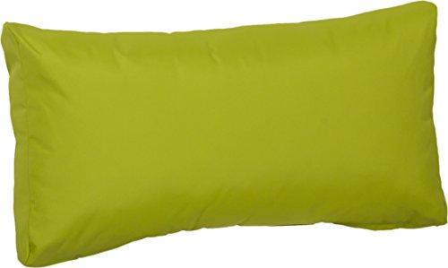 Gartenstuhl-Kissen - Auflagen & Polster für Sofas in Hellgrün, Größe 70 x 40 cm