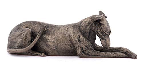 Frith 'Chester - Lurcher Thinking' Sculpture HD073 Chester Figurine Ornament Decoration