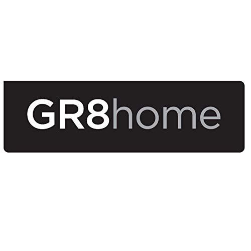 Gr8 Home Carpet Tiles Heavy Duty 20 Piece 5 Square Metre Commercial Office Shop Floor Retail Flooring 50 x 50cm…