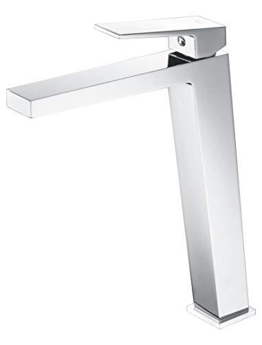 Grifo de lavabo monomando caño alto Imex Art BDAR025-3