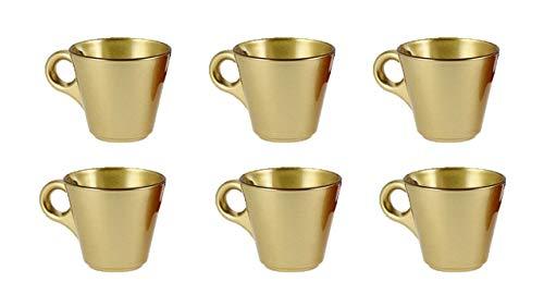 Espresso tassen Weihnachten 2020 Gold