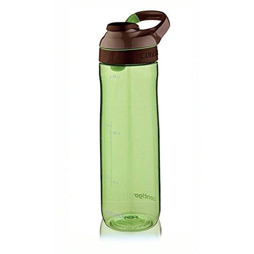 Contigo Trinkflasche Cortland, Citron/Grey, 720 ml