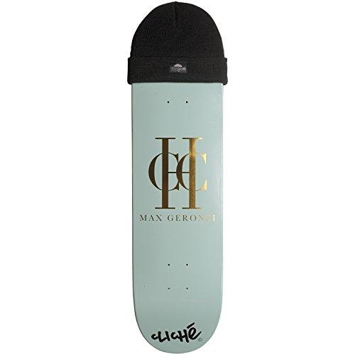 Unbekannt Cliche Skateboard-Helas Serie Deck, 10026464, Max Geronzi, 8.125