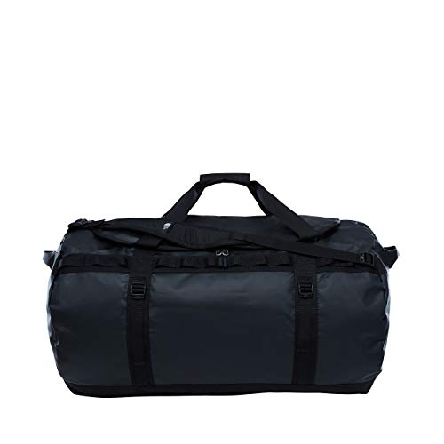 The North Face Base Camp Duffel Multifunktionsrucksäcke, Schwarz (TNF Black), 132 L, XL