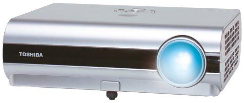 Toshiba S20 DLP Heimkino-Projektor (1400 ANSI Lumen, Kontrast 2000:1)