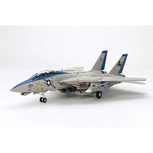 TAMIYA 61118 - 1:48 Grumman F-14D Tomcat, Modellbau, Plastik Bausatz, Hobby, Basteln, Kleben, Modellbausatz, Modell, Zusammenbauen