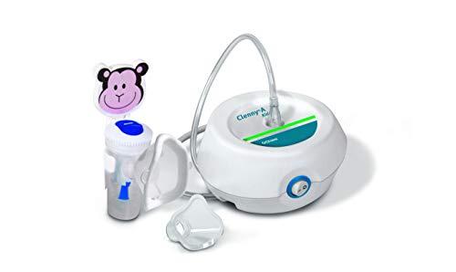 Clenny A Kid Aerosol a Compressore per Utilizzo Pediatrico