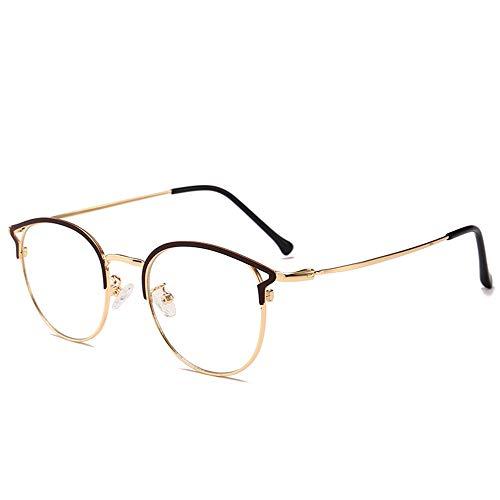 Blauw licht blokkerende bril, Unisex Métal bril van voor PS4 gaming computer, Goede textuur en glans, niet gemakkelijk te vervagen, effectief tegen UV400, die absorberen high-energy blauw licht om vermoeidheid van de ogen te voorkomen