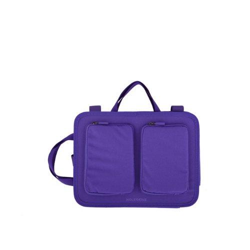 Moleskine Travelling Collection / Organizer-Einsatz Laptop 10'' / Violett
