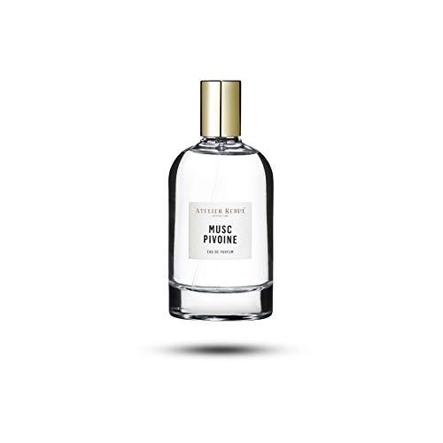 Atelier Rebul Musc Pivoine Eau de Parfum, 100ml, Parfüm für Frauen