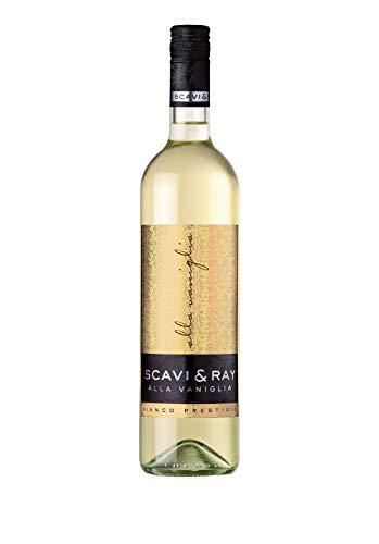 Scavi & Ray Alla Vaniglia, italienischer Weißwein mit Vanille Halbtrocken (1 x 750ml), 4263