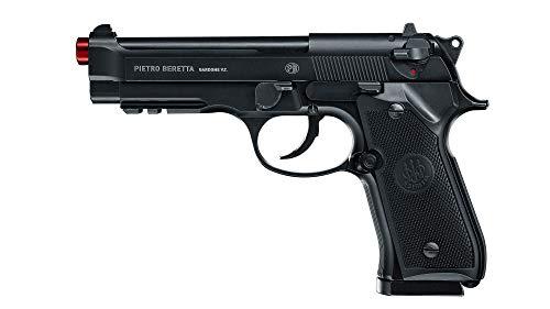 Softair 0.9 Joule UMAREX Pistola ELETTRICA Beretta 92A1 (UM-5872)