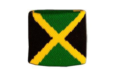 Flaggenfritze® Schweissband Flagge Jamaika
