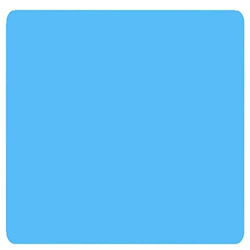 SijiHua muismat waterdicht siliconen bureau pad muismat, 600 x 300mm, Blauw
