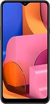 Samsung Galaxy A20S w/Triple Cameras  32GB 3GB RAM  6.5  Display Snapdragon 450 4000mAh Battery US & Global 4G LTE GSM Unlocked A207M/DS - International Model  Black 32GB + 64GB SD Bundle