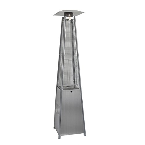 Calentador Estufa de Exterior de Cuarzo Jocel JAT011862 Potencia 13000W