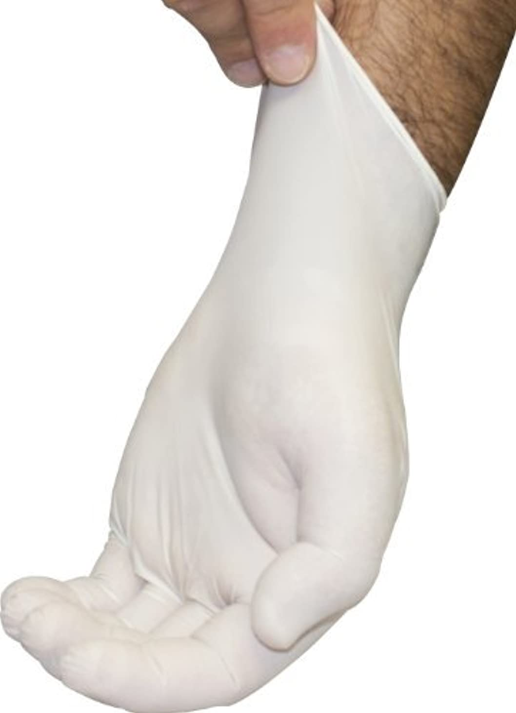 オアシス印象原始的なThe Safety Zone GRPR-2X-1-T Powder Free Disposable,Latex Rubber Gloves,XX-Large,Natural (Case of 1000) [並行輸入品]