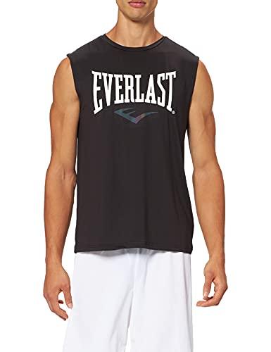 Everlast Sports Suter Pulver, Negro, M para Hombre