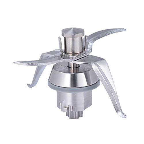 Navigatee Messer Mixmesser Messereinsatz Komplettsatz Inkl Dichtung 340 Gramm Mit 4 Klingen Küchenmaschine Wie Vorwerk Thermomix TM21