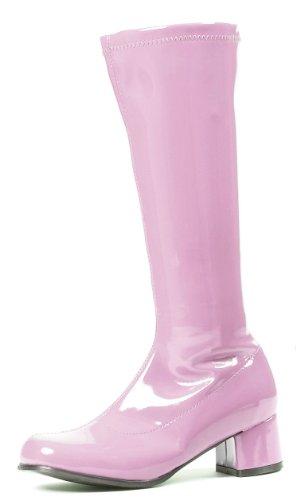 """Ellie Shoes 1.75"""" Heel Children's Gogo Boot. S PNK"""