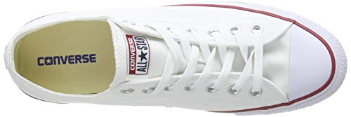 Converse Chuck Taylor All Star-Ox Low-Top, Weiß - 11
